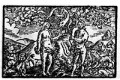Adam und Chawa aus Tzena U'Rena