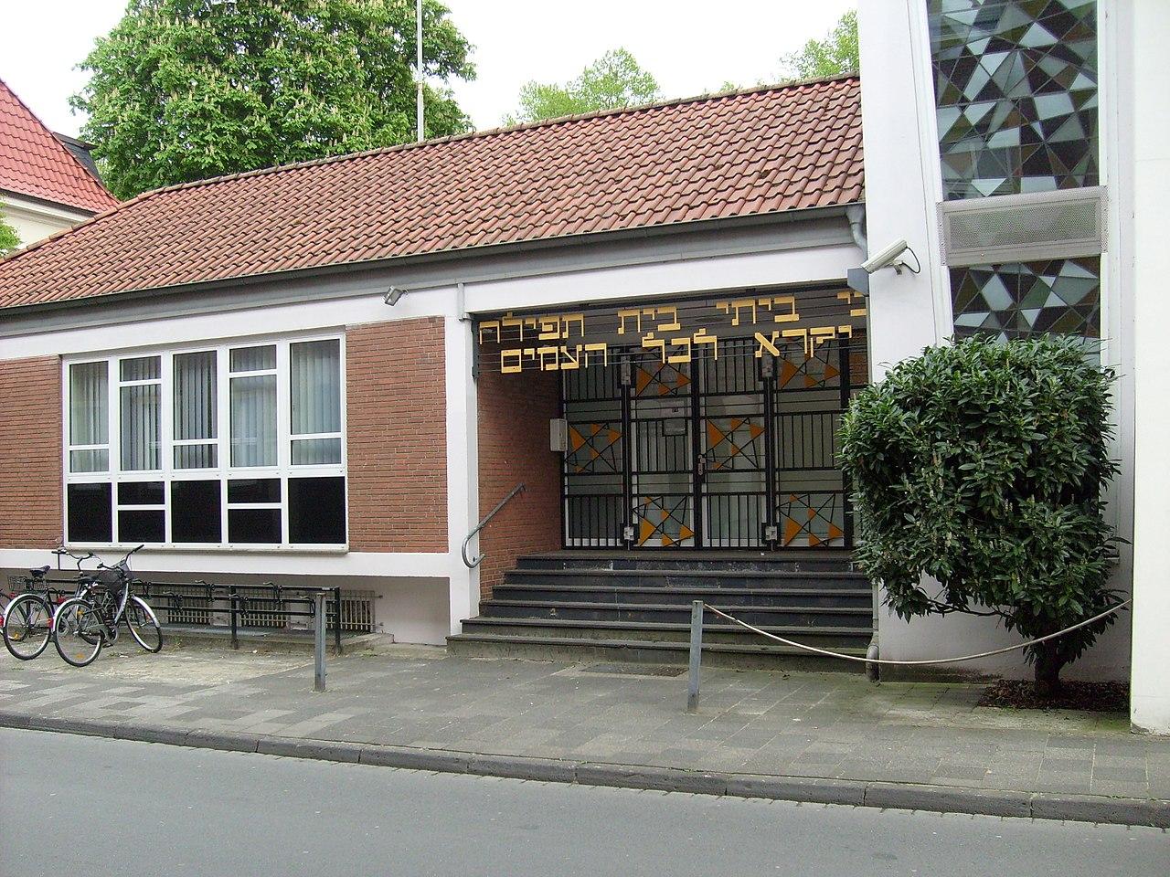 Synagoge Münster